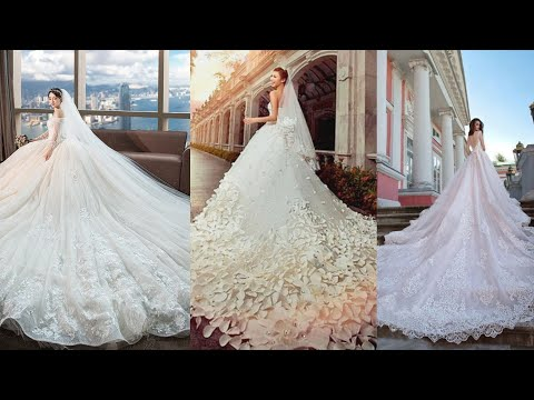 2019 Most Beautiful Luxurious Bridal Dress Collection /  Gorgeous Wedding Dresses. http://bit.ly/2GPkyb3