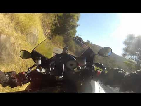 Motorbike Ride Mt Nebo, Brisbane, Aust