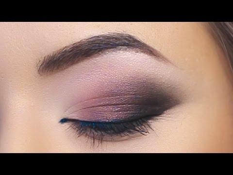 Мастер-класс № 15: Яркие акценты в макияже: синие тени