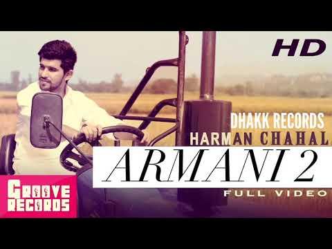 Armani 2 || Harman chahal || ft || Deep jandu ||full song