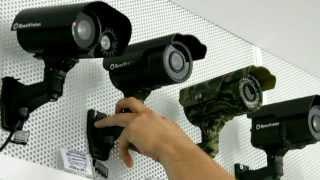 Обзор линейки камер SpezVision в уличном корпусе c вариофокальным объективом и ИК подсветкой