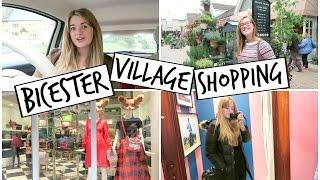 bicester village shopping haul   emily steele