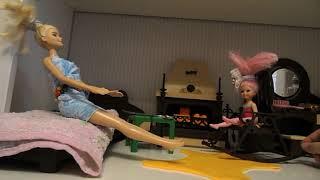 Барби мультик новые серии.  Играем с барби Даша. Хочу подарок - видео для девочек