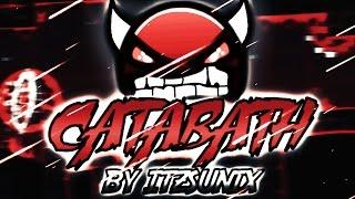"""Catabath"" by lSunix 100% (Extreme Demon) [Verified Live] Michi Route! | Geometry Dash 2.0 | Sunix"