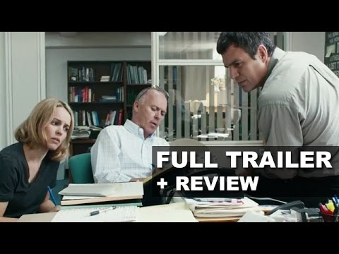 Spotlight 2015 Official Trailer + Trailer Review – Mark Ruffalo, Rachel McAdams : Beyond The Trailer