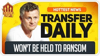 Solskjaer's Transfer Update! Man Utd Transfer News