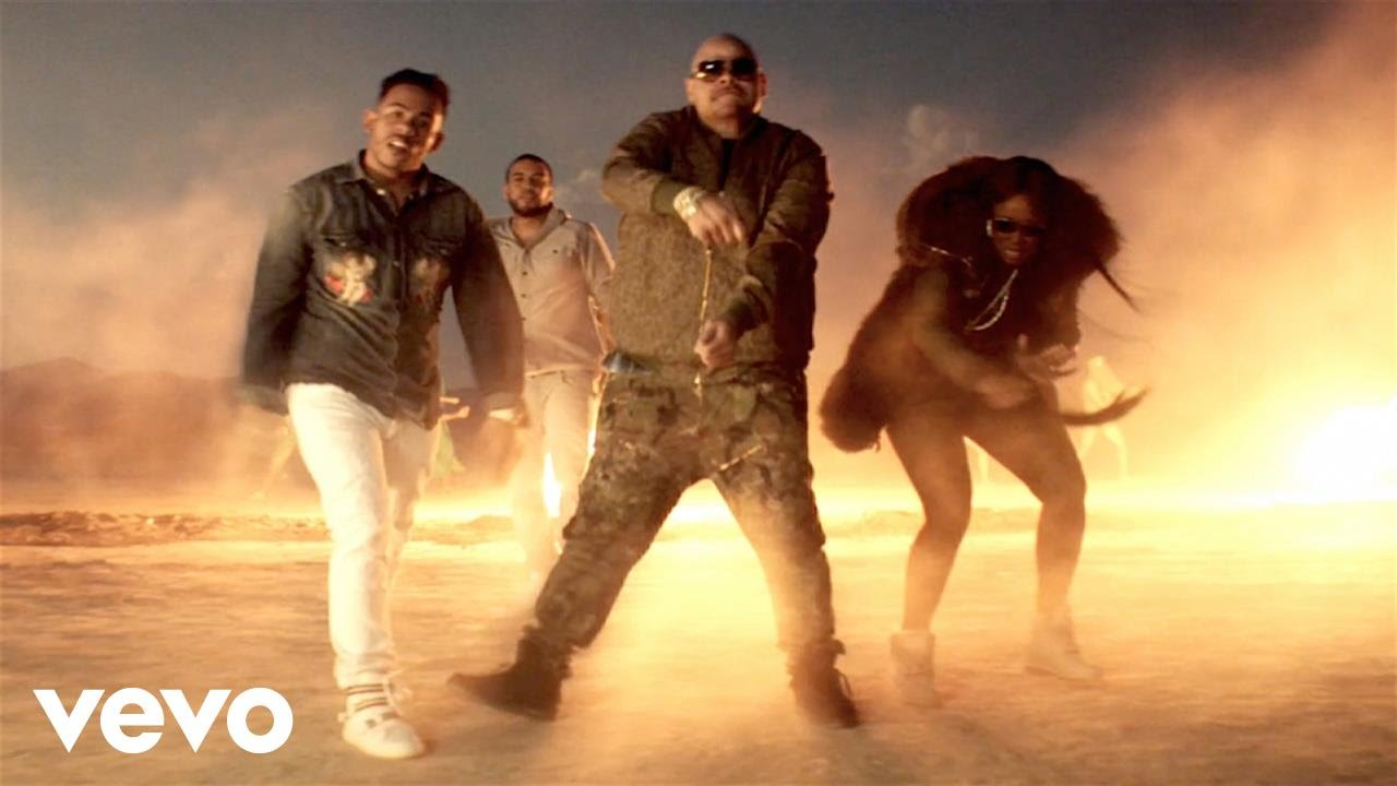 Fat Joe & Remy Ma ft. French Montana – Cookin (Official Music Video)