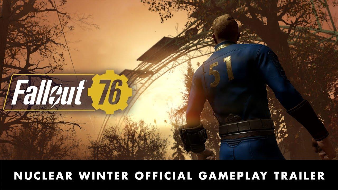 Fallout 76 gets human NPCs and a new battle royale mode at