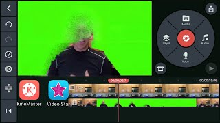 Infinity War Disintegration Effect for Android or IOS with KineMaster and Video Star