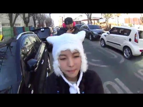 #1 Funny Real GTA Live : Downtown Incheon City [EXBC]