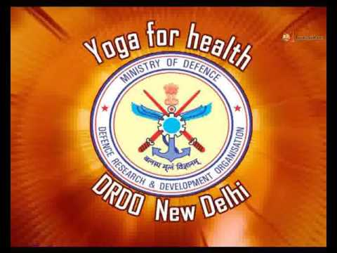 Yoga For Health | DRDO, New Delhi | 01 July 2016 (Part 2)