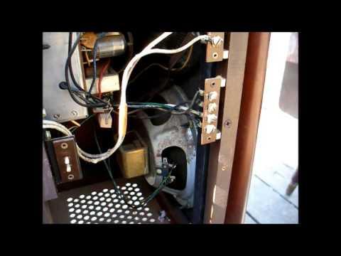 vintage silvertone console wiring diagram 67 camaro console wiring diagram #6