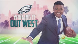 'It's Business As Usual': Eagles Getting Ready For Game Against Rams