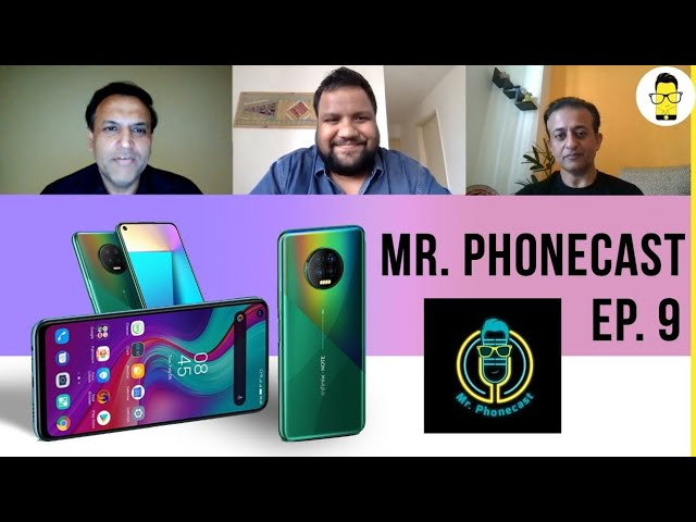 Infinix will make more phones in the future with powerful Mediatek chips - Mr. Phonecast Ep. 9