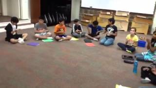 AES MUSIC 6 ORFF COMPOSITIONS