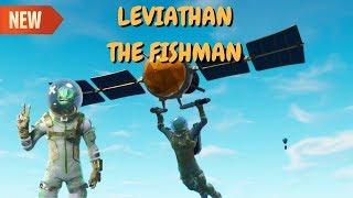 New LEVIATHAN Skin || PLANETARY PROBE Glider (Fortnite)