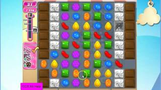 Candy Crush Saga Level 169 NEW NO BOOSTERS