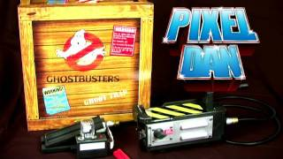 Mattel Ghostbusters Ghost Trap Prop Replica Review