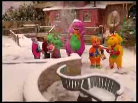 Barney - We wish you a Merry Christmas - YouTube