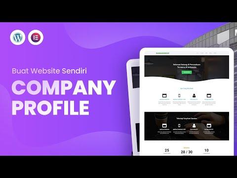 CARA MEMBUAT WEBSITE SENDIRI DARI NOL SAMPAI ONLINE ( FULL LENGKAP )