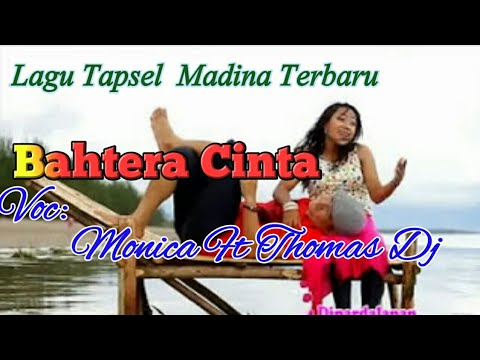 Bahtera Cinta Voc. Thomas Dj ft Monica. By Namiro Production. Lagu Tapsel Terbaru
