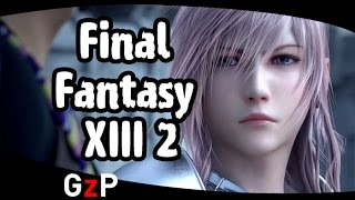 Final Fantasy XIII 2 PC teaser trailer
