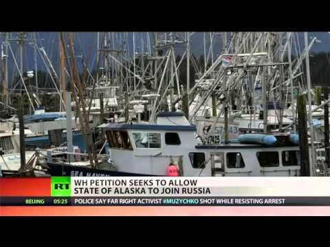 ALASKA CITIZEN DO WANT ALASKA AS RUSSIA TERRITORY