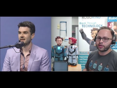 E777: AID:Tech: blockchain to prevent fraud w/digital ID; RoboKind: robots teach children w/autism