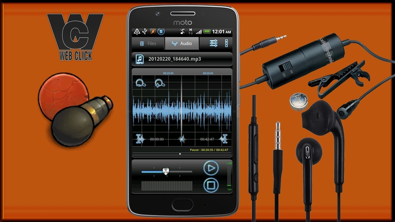 Os 14 melhores aplicativos gravador de voz para Android e