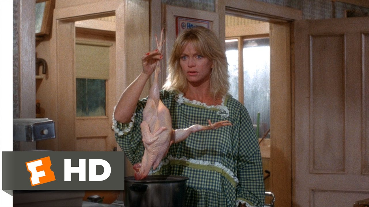 Overboard 1987 - Cooking Fiasco Scene 512