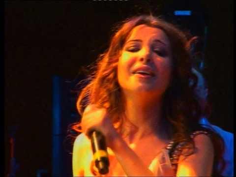 Nancy Ajram concert at SOHO square Sharm El Sheikh