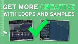 How to Chop Loops and Samples in FL Studio (best way)