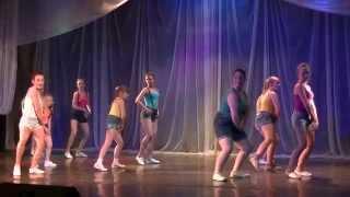 Клубные танцы (девочки 10-14 лет). Преподаватель -  Аня Пименова(, 2015-05-31T14:21:30.000Z)