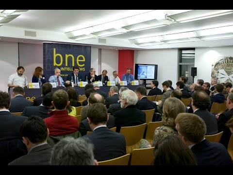 "bne IntelliNews ""East-West Conflict: Temporary Lapse or the New Normal"" panel debate"