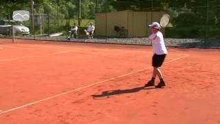 Žáci Rožnovského tenisového klubu porazili Vitality Slezsko