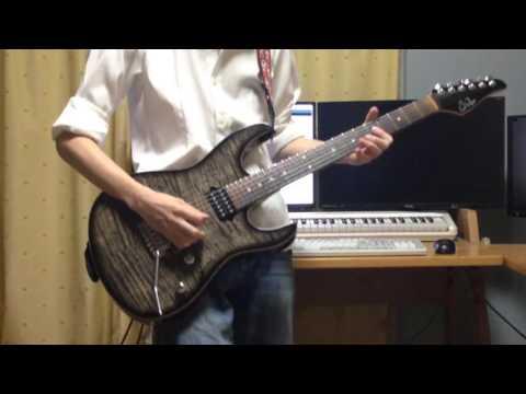 【ギター】Innocent Graffiti / Fo'xTails【純情ロマンチカ3 OP】Guitar cover
