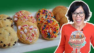 Cake Mix Cookies - 4 Ways