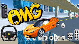 What Happen While Car Driving - Car Simulator - Car Games Android Gameplay