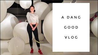 a dang good vlog 2    my day with gigi hadid    aja dang