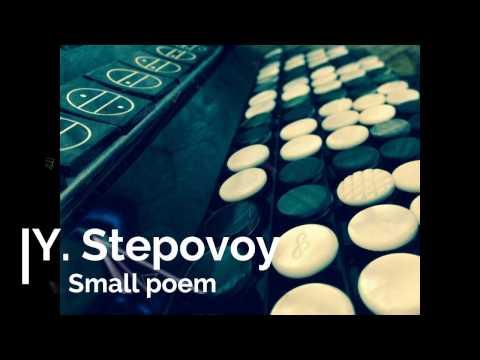 Y. Stepovoy: Small poem