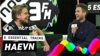 Gaat HAEVN ooit op tour met London Grammar?   3FM   5 Essential Tracks