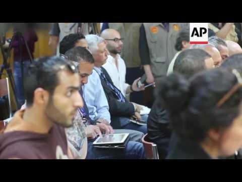 Italy FM in Tripoli, Libya Deputy PM speaks