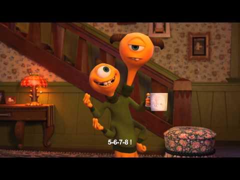 Universitatea Monstrilor - Trailer from YouTube · Duration:  31 seconds