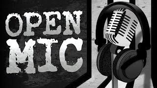 John Campea Open Mic - Saturday September 7th 2019