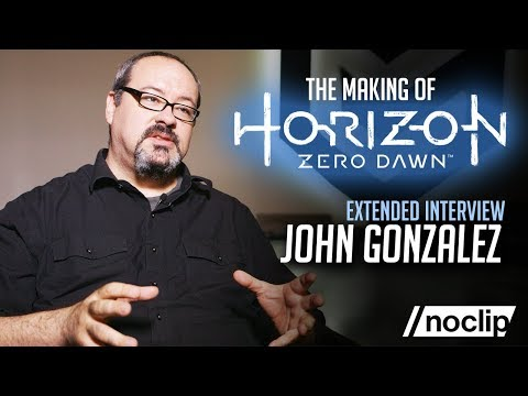 John Gonzalez on Writing Horizon Zero Dawn - Extended Interv