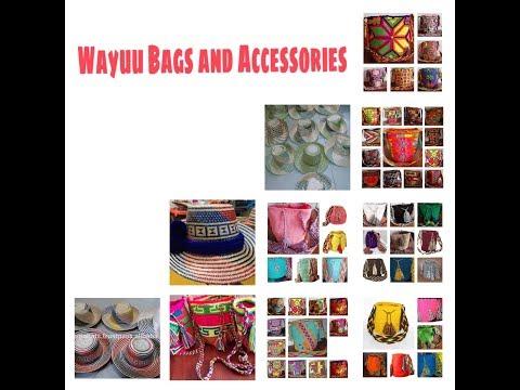 FOR SALE!!! colombiasecrets.net.        Wayuu Bags, panama Hats and Handmade accessories
