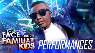 Your Face Sounds Familiar Kids: Alonzo Muhlach as Silento - Watch Me (Whip/Nae Nae)