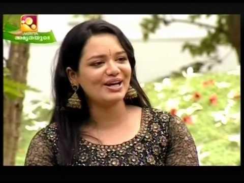 Chat show with Playback Singers Jyotsna and Gayatri Asokan
