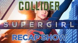 "Supergirl Recap & Review - Season 1 Episode 2 ""Stronger Together"""