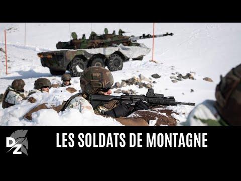 La 27e brigade d'infanterie de montagne